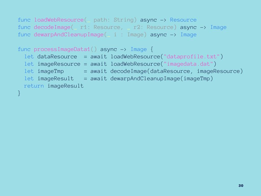 func loadWebResource(_ path: String) async -> R...