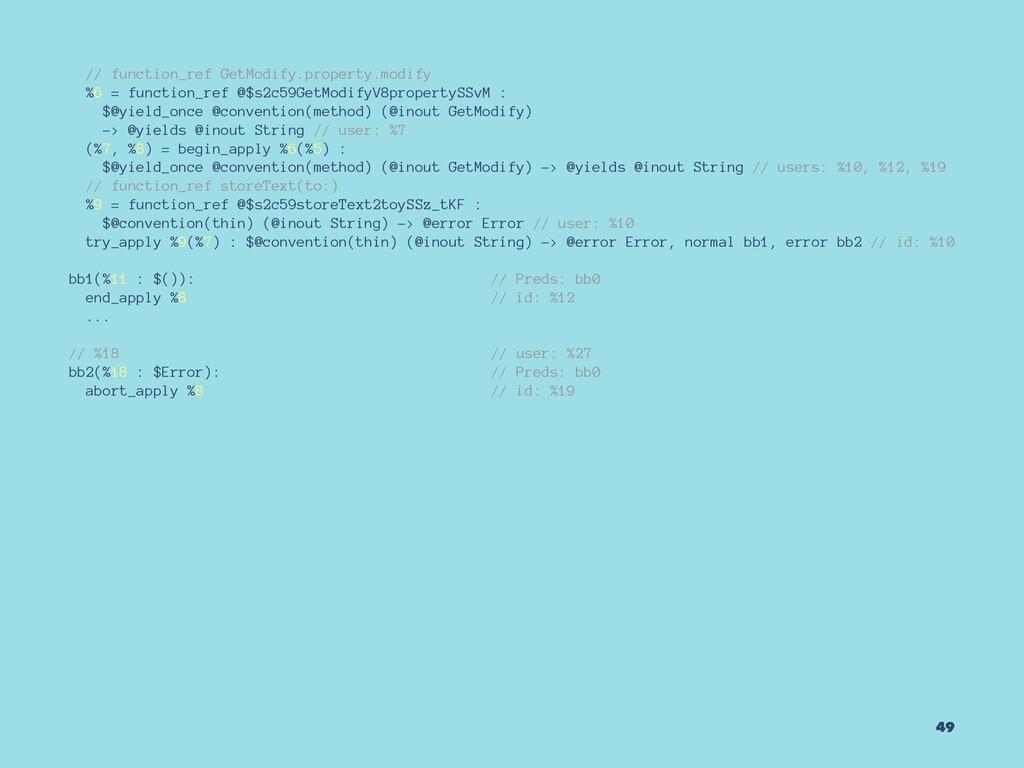 // function_ref GetModify.property.modify %6 = ...