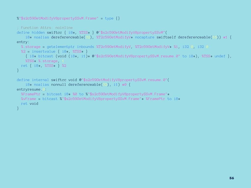 "%""$s2c59GetModifyV8propertySSvM.Frame"" = type {..."