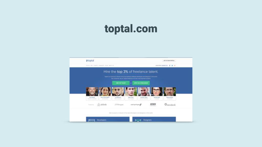 toptal.com