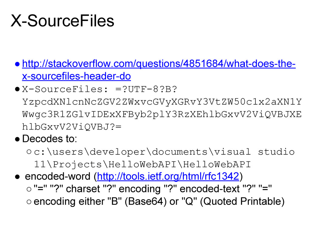 X-SourceFiles ●http://stackoverflow.com/questio...