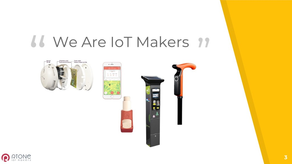 """""""We Are IoT Makers 3 """""""