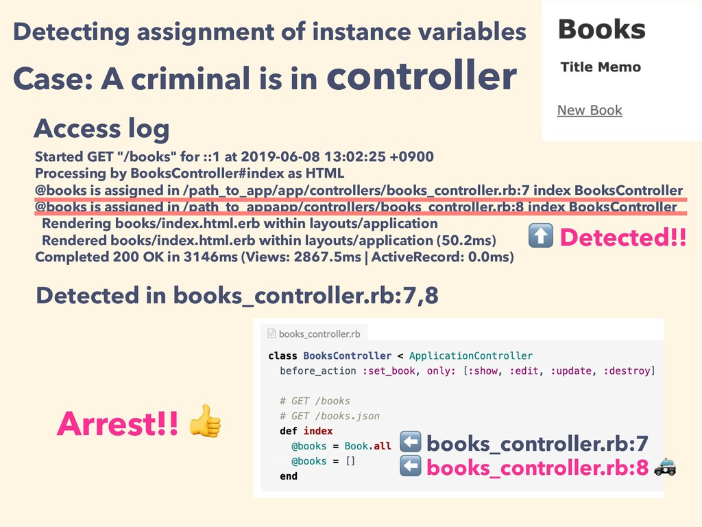 """Started GET """"/books"""" for ::1 at 2019-06-08 13:0..."""