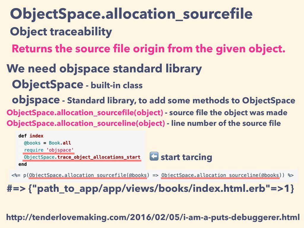 ObjectSpace.allocation_sourcefile Object traceab...