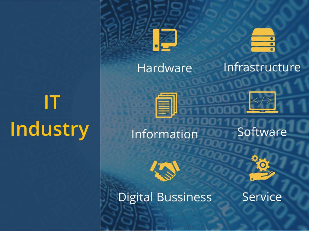 Hardware Software Infrastructure Information Se...