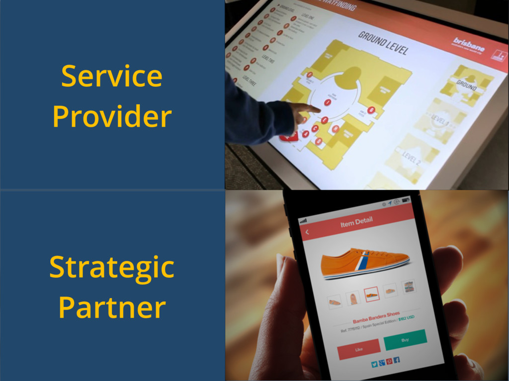 Service Provider Strategic Partner