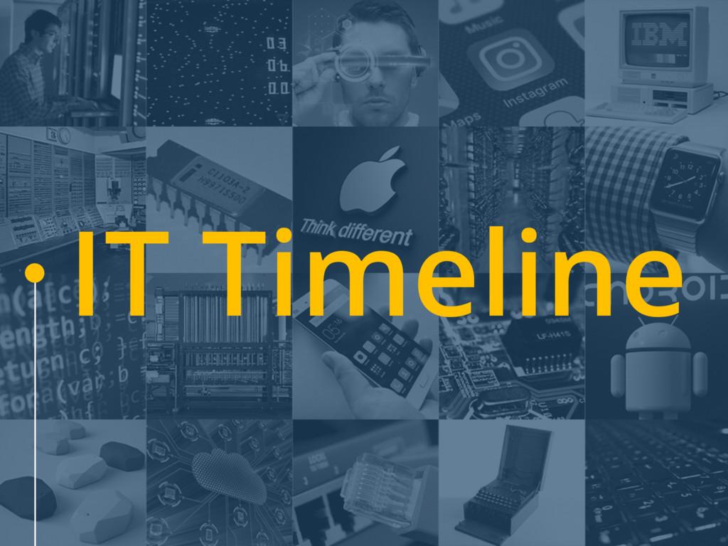 IT Timeline