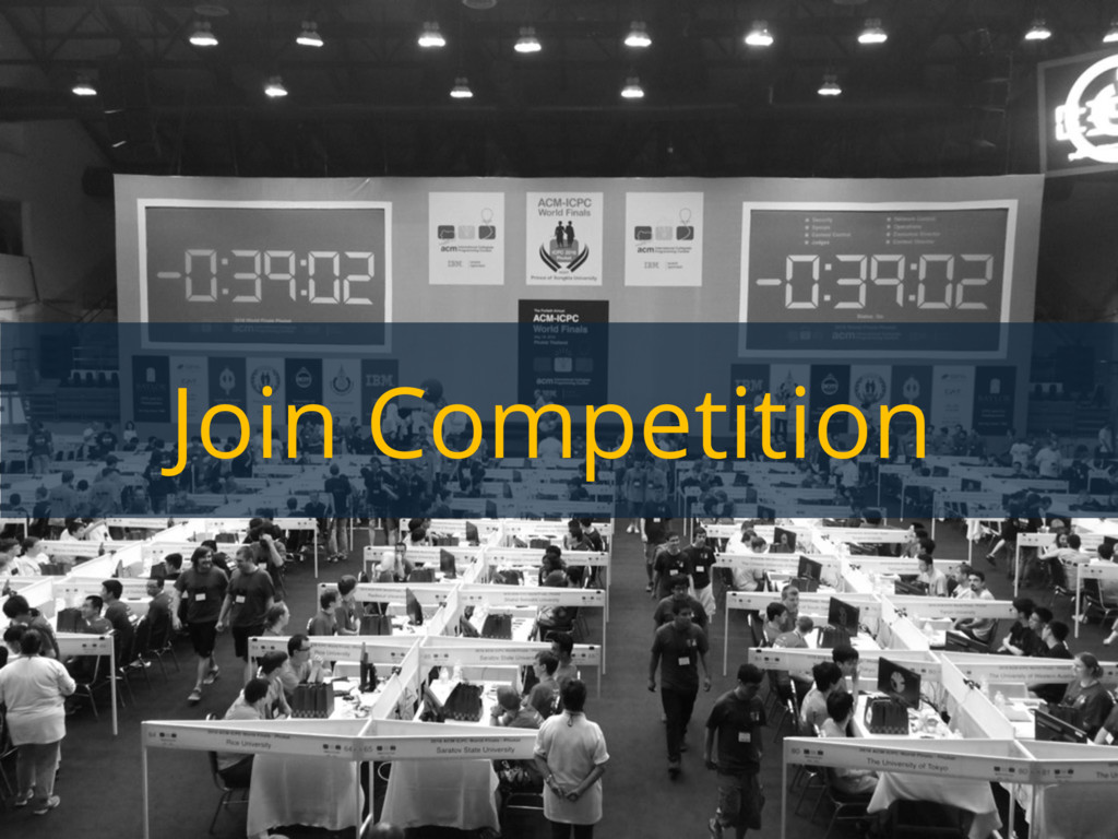 Join Competition