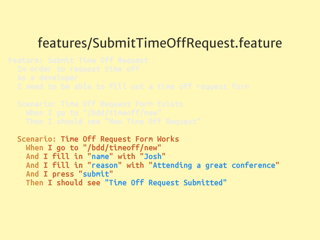 features/SubmitTimeOffRequest.feature Feature: S...