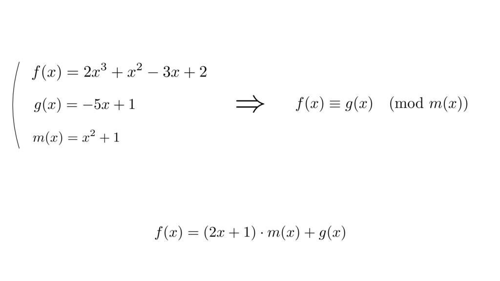 f ( x ) = 2 x 3 + x 2 3 x + 2 g ( x ) = 5 x + 1...