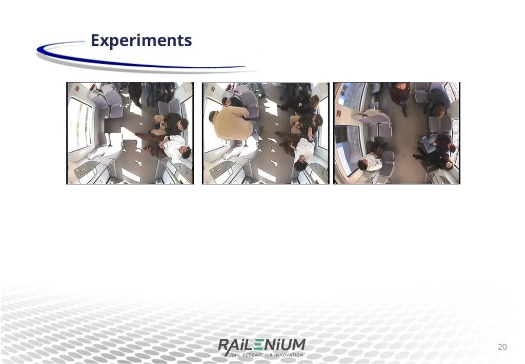 Experiments 20