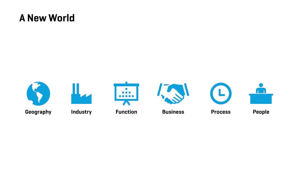 Geography Industry Business Process People Func...