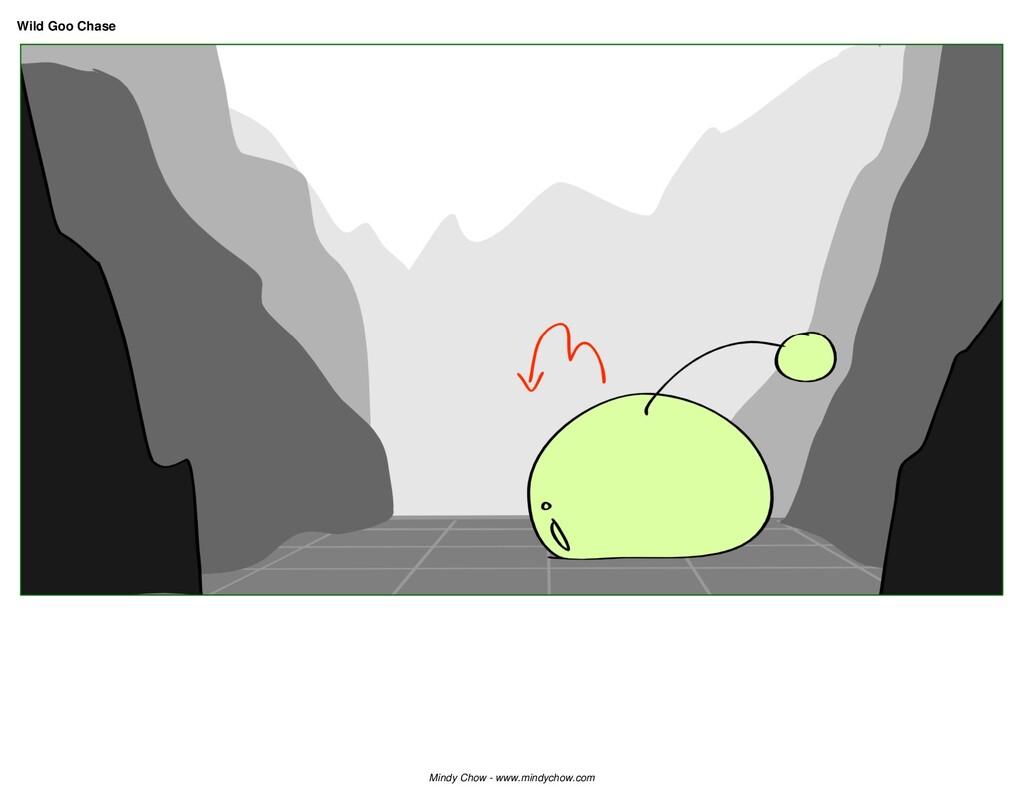 Wild Goo Chase Mindy Chow - www.mindychow.com