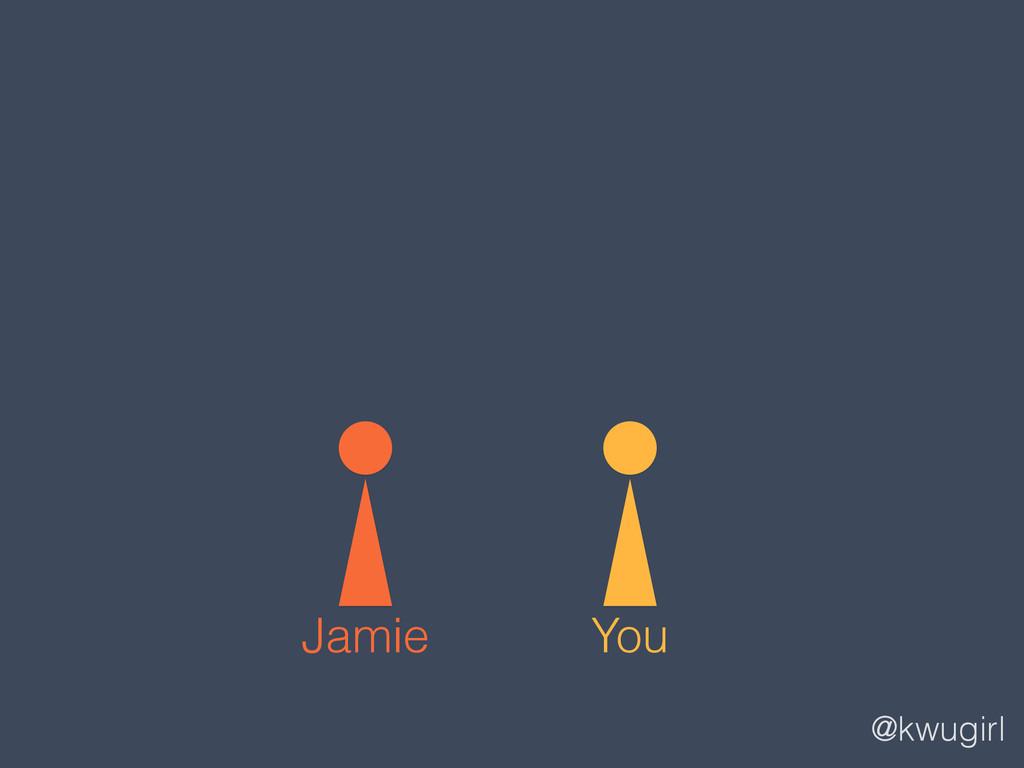@kwugirl You Jamie