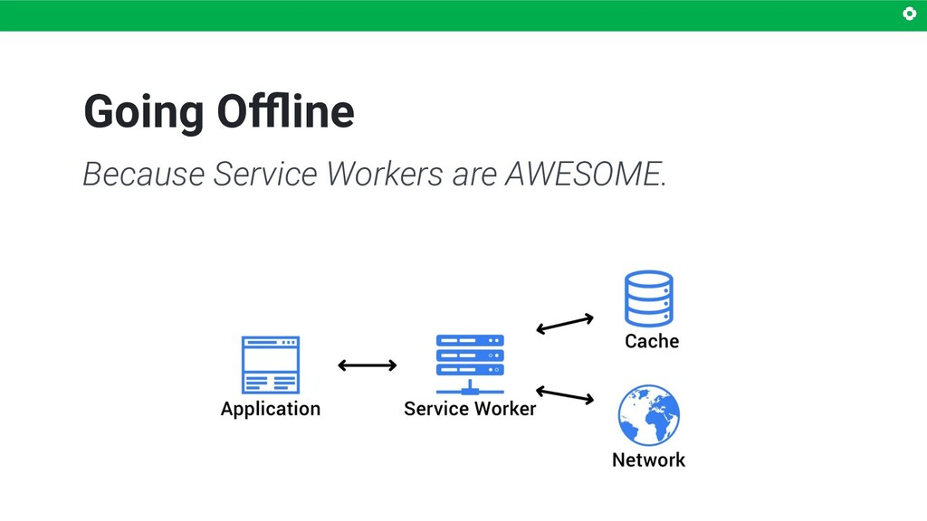 Going Offline Because Service Workers are AWESOME.