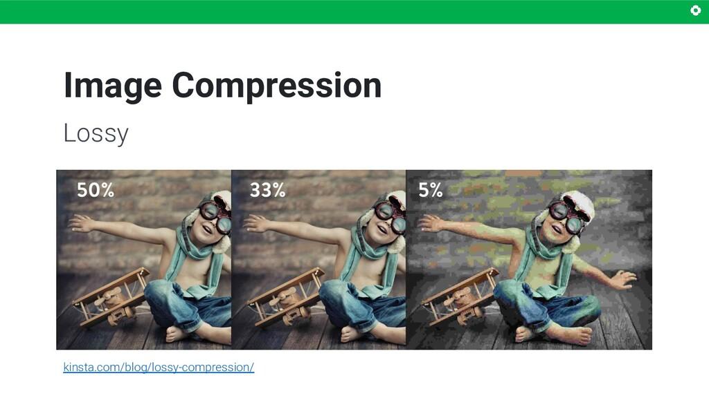 Image Compression Lossy kinsta.com/blog/lossy-c...