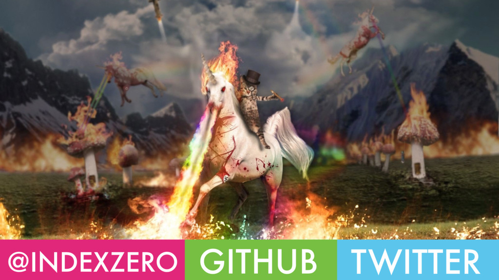 @INDEXZERO GITHUB TWITTER