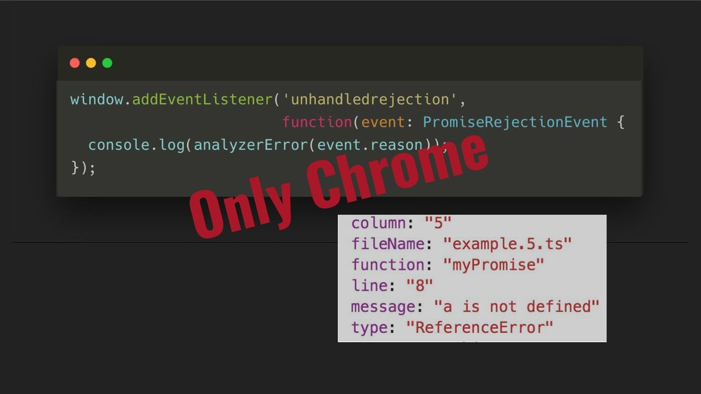 Only Chrome