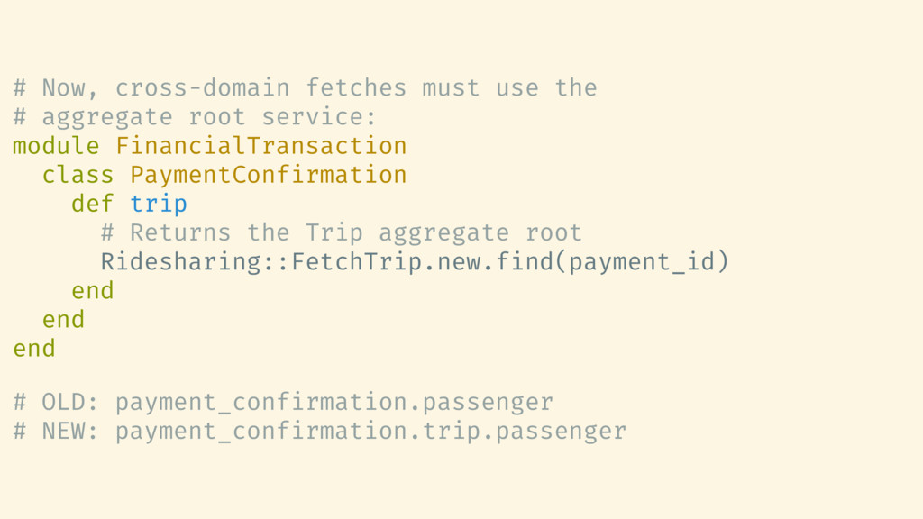 # Now, cross-domain fetches must use the # aggr...
