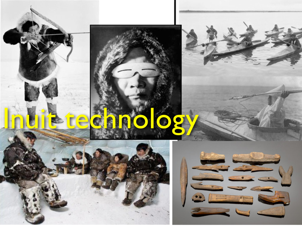 Inuit technology