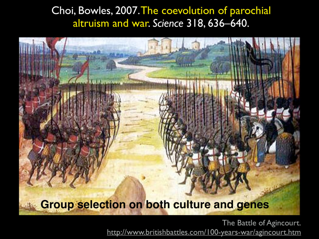 The Battle of Agincourt. http://www.britishbatt...