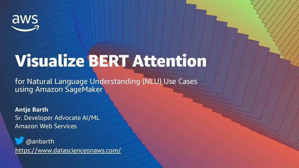 Visualize BERT Attention for Natural Language U...