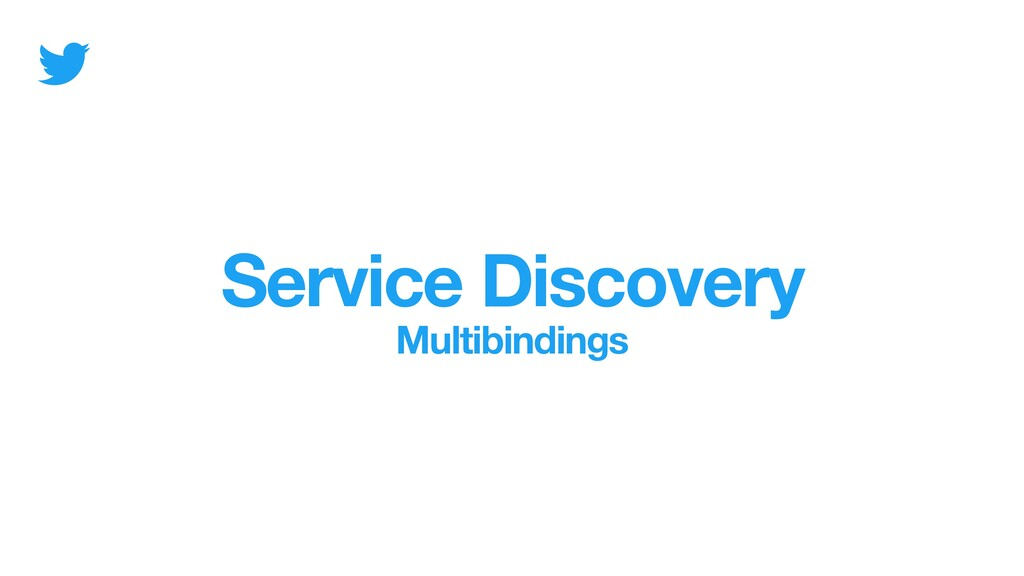 Service Discovery Multibindings