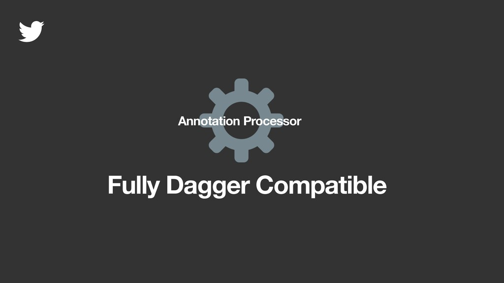 Fully Dagger Compatible Annotation Processor