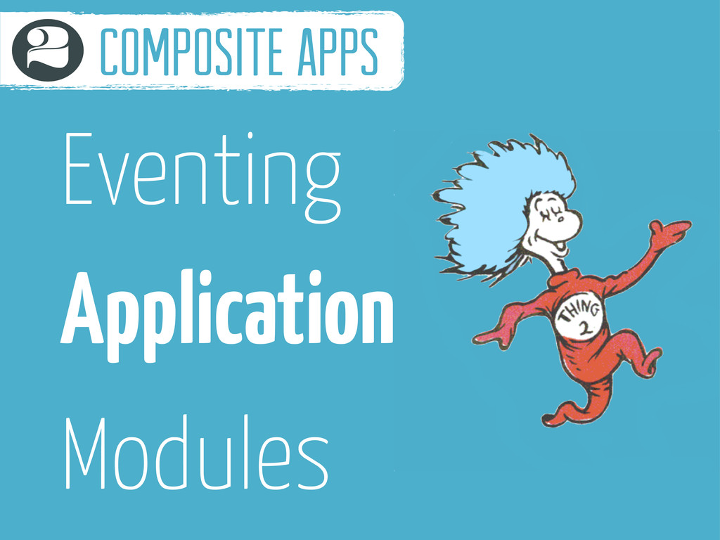 Application Eventing Modules Composite Apps 2