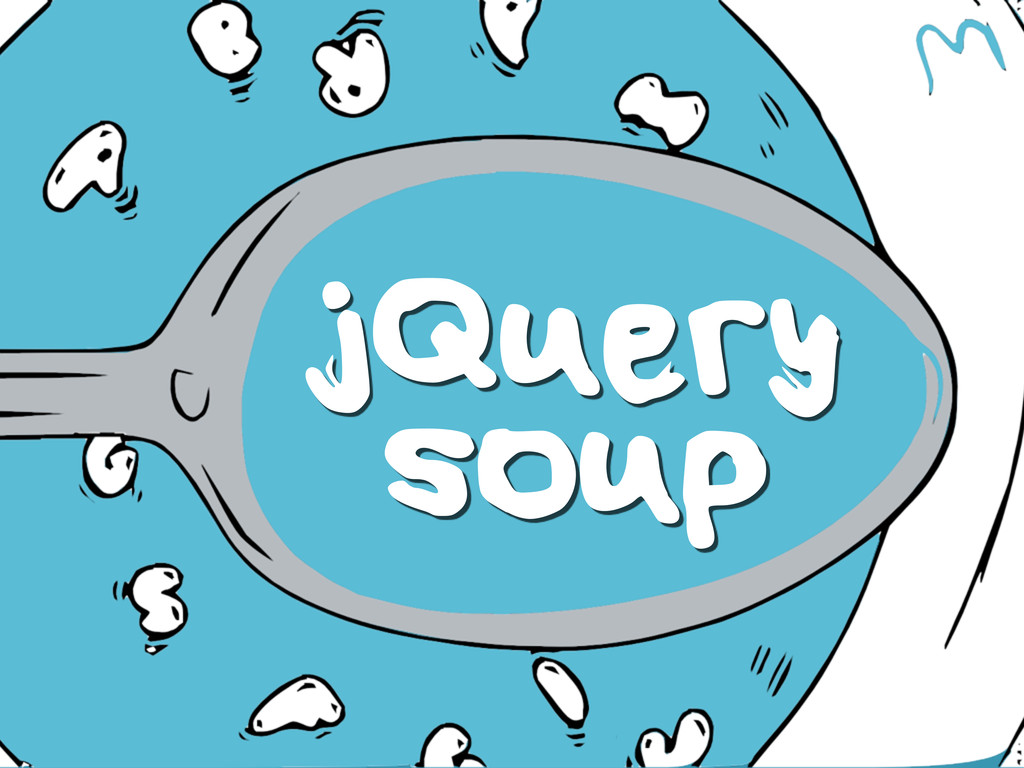 jQuery soup