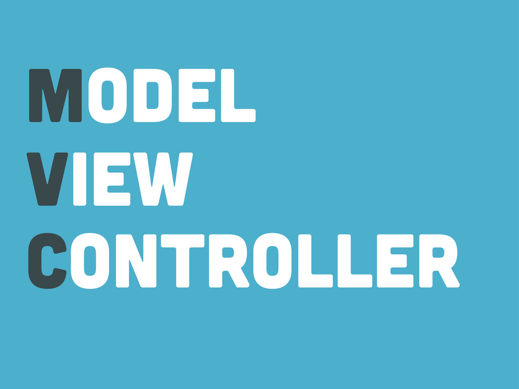 view model controller