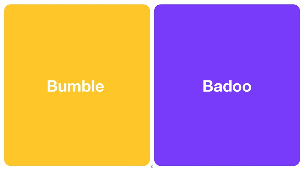 Bumble Badoo 2
