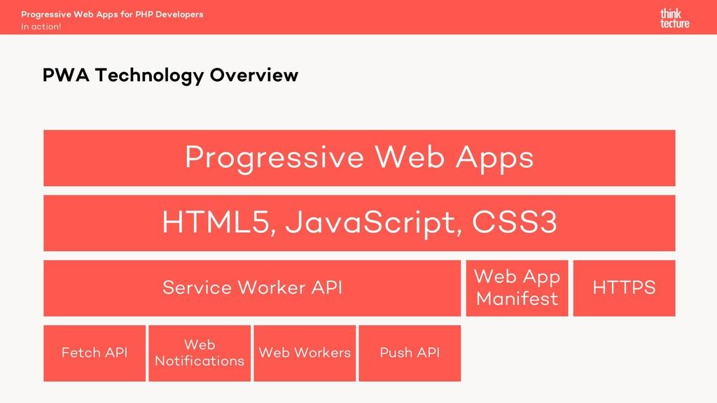 Progressive Web Apps HTML5, JavaScript, CSS3 Se...