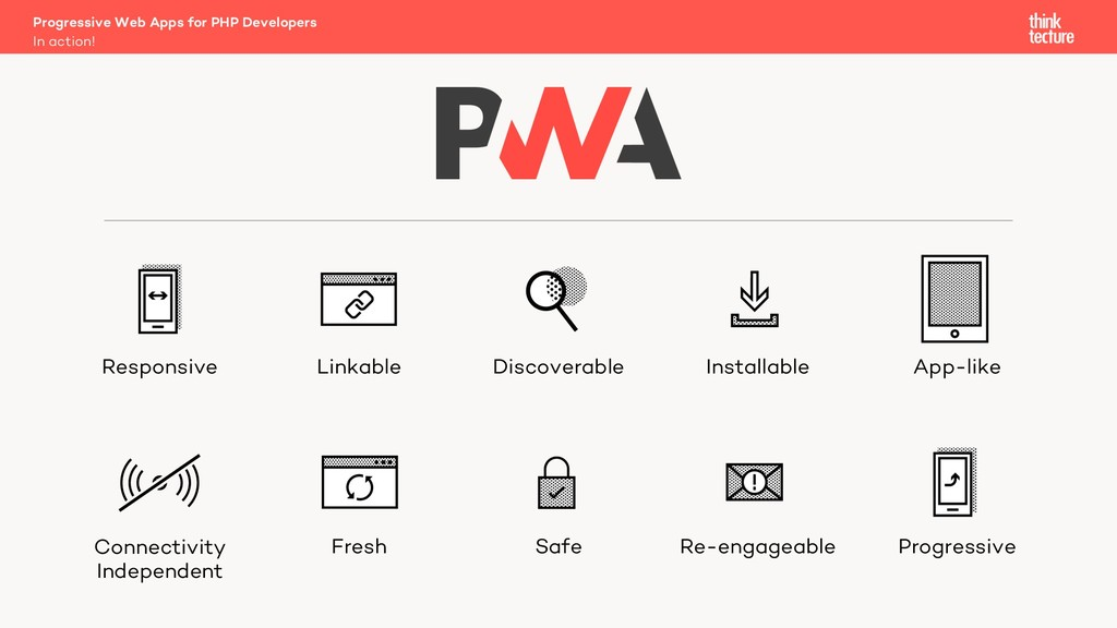 In action! Progressive Web Apps for PHP Develop...