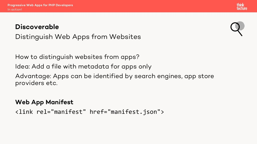 Distinguish Web Apps from Websites How to disti...