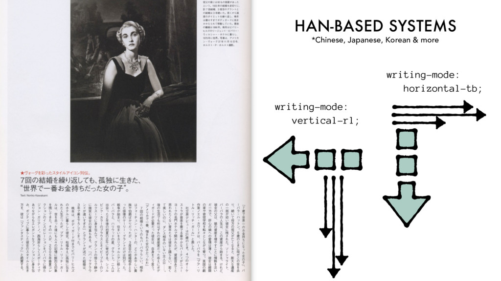HAN-BASED SYSTEMS *Chinese, Japanese, Korean & ...