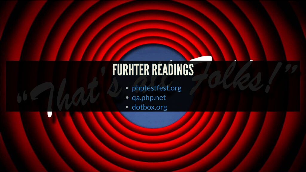 FURHTER READINGS FURHTER READINGS FURHTER READI...