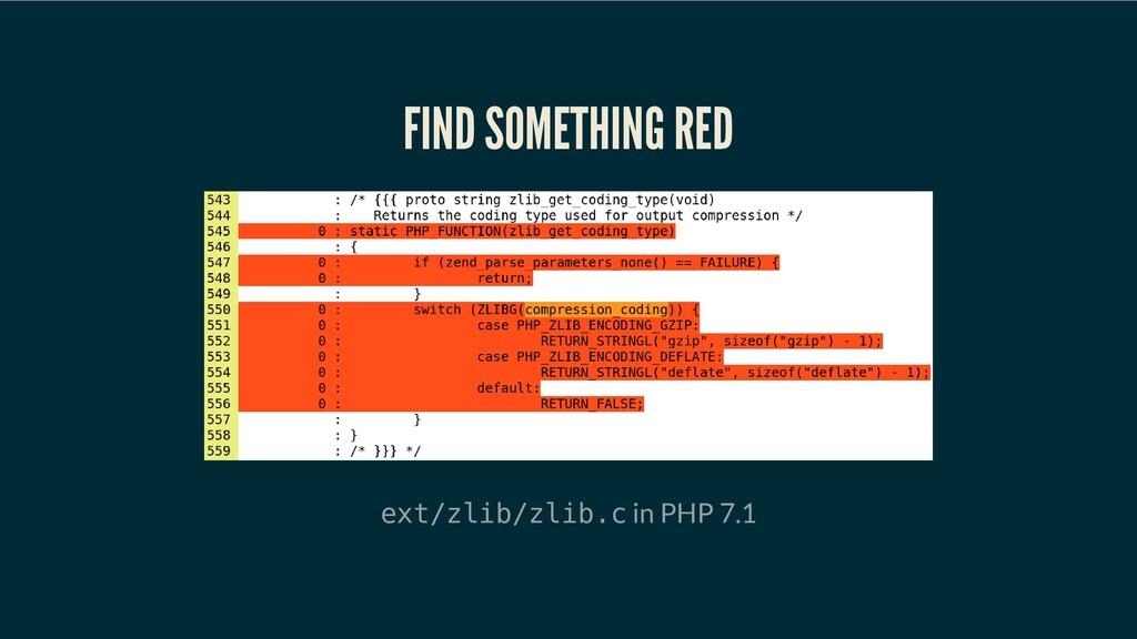 FIND SOMETHING RED FIND SOMETHING RED FIND SOME...
