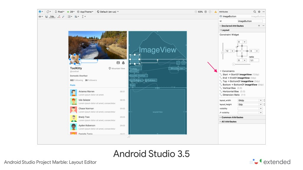 Android Studio 3.5 Android Studio Project Marbl...