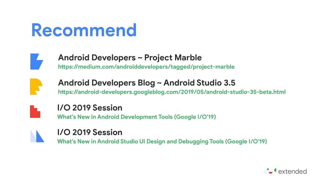 Recommend Android Developers Blog ~ Android Stu...