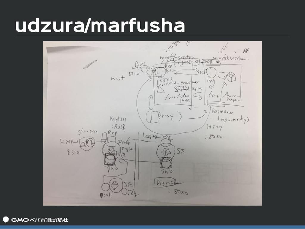 udzura/marfusha