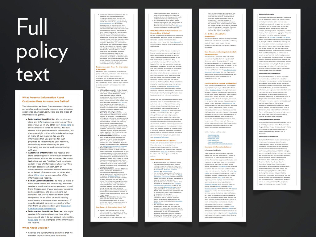 Full policy text 49
