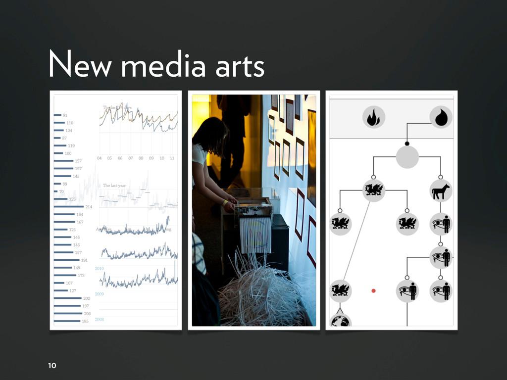 New media arts 10