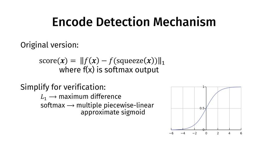 Encode Detection Mechanism Original version: Si...