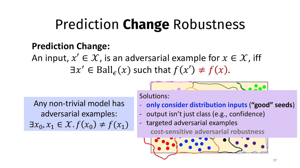 Prediction Change Robustness 97 Prediction Chan...