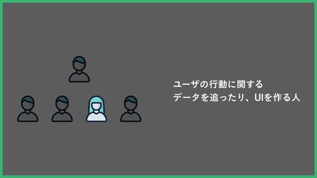 Ϣʔβͷߦಈʹؔ͢Δ σʔλΛͬͨΓɺ6*Λ࡞Δਓ
