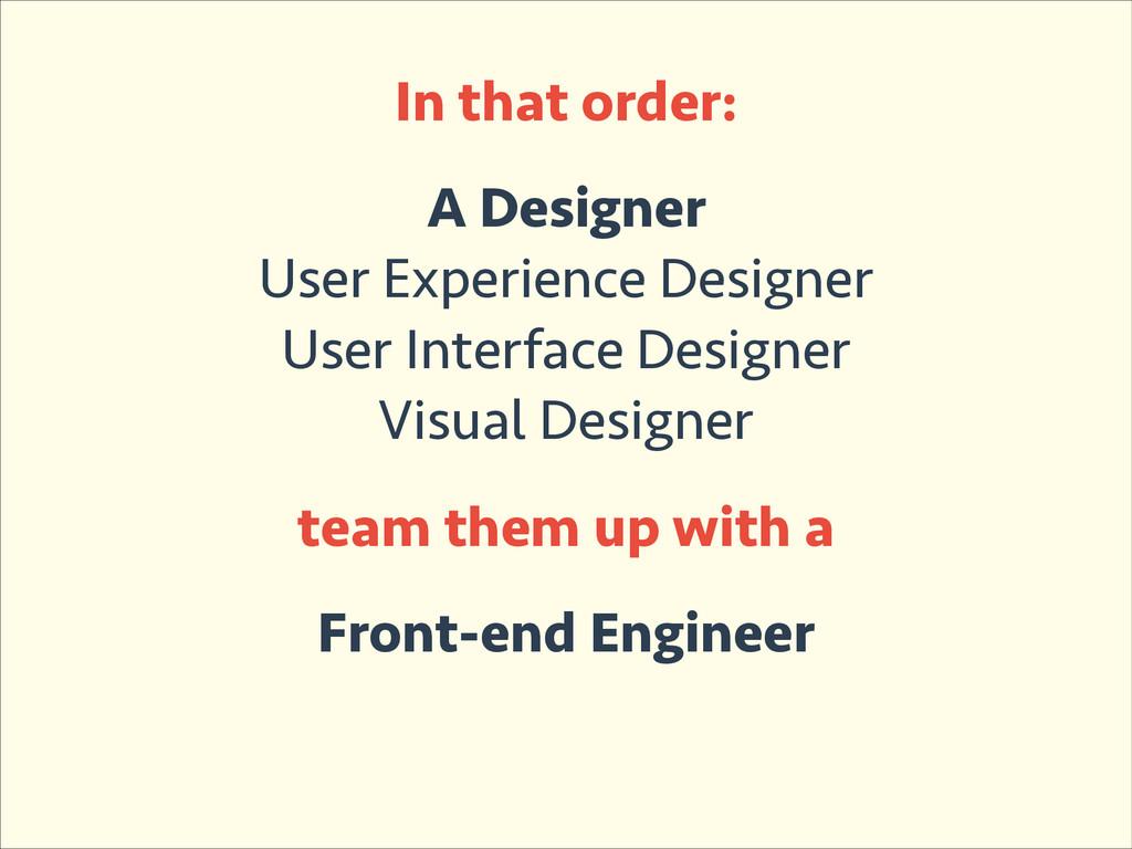 A Designer User Experience Designer User Interf...