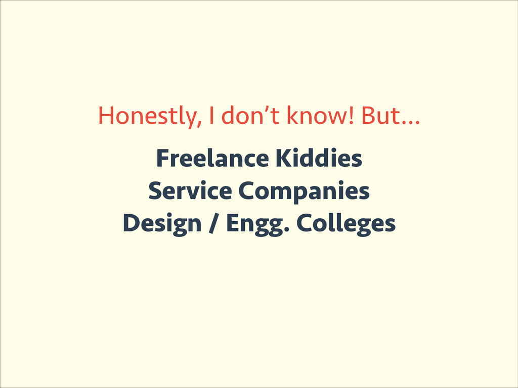 Freelance Kiddies Service Companies Design / En...