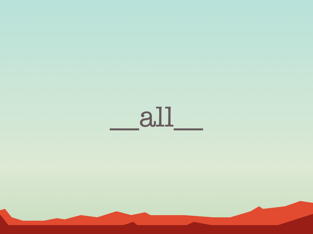 __all__