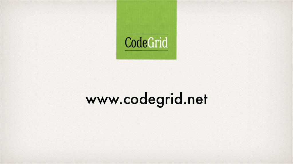 www.codegrid.net